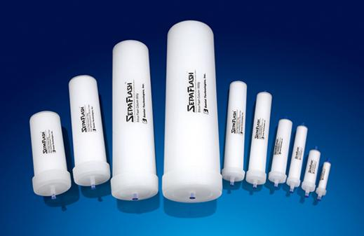 Standard Series Flash Chromatography Column
